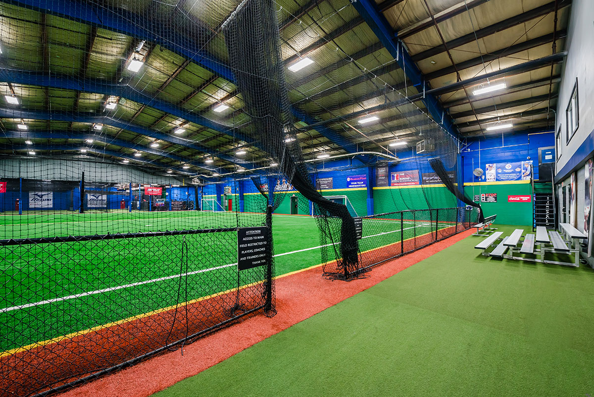 The Facility Centrefield Sports Indoor Sports Complex