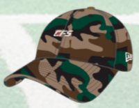 New Era Camo Hat